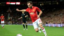 11:11Europa League victory was a 'key win' for Manchester United's Juan Mata
