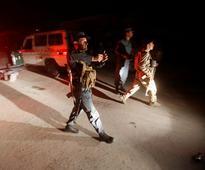 Twelve people killed in American University attack: Afghan police