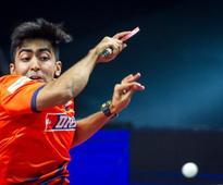 Ultimate Table Tennis 2017: Harmeet Desai helps DHFL Maharashtra United edge past Oilmax-Stag Yoddhas