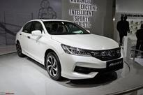 2016 Honda Accord might be imported on order only