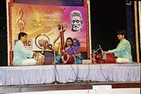 Impressive performances at Krishnarao Festival