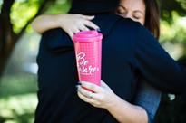 Dutch Bros Coffee and OHSU Knight Cancer Institute Want Everyone to Be Aware of Breast Cancer October 01, 2016In honor of Breast Cancer Awareness Month, Dutch Bros Coffee will offer pink