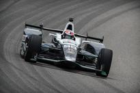 Alexander Rossi growing comfortable on IndyCar ovals