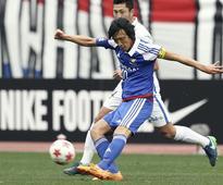 Nippon Sports Gallery / Nakamura to leave Marinos