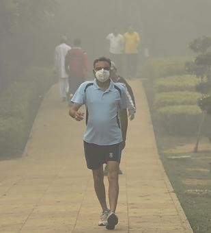 Day after Diwali, Delhi's air quality in 'severe' zone