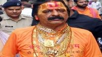 Haridwar's 'golden baba' wears jewellery worth Rs 3 crore, seeks security
