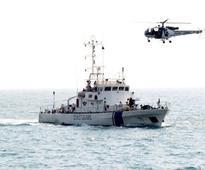 Coast Guard rescues seven fishermen off the coast of new Mangalore