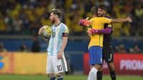 Brazil coach Tite snubs Messi in 'FIFA Best Player' award