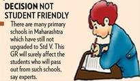 Now, Std V must for SSC external students