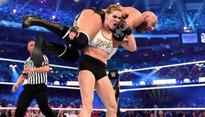 WWE WrestleMania: Ronda Rousey axed Triple H and Stephanie McMahon claiming that she was the next superstar