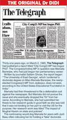 Dr Same-Same Chatterjee