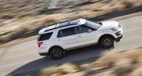 Ford to introduce four new SUVs in next four years