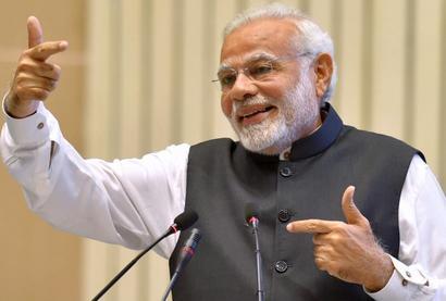 Modi attacks Congress over bad loans, calls it biggest UPA scam