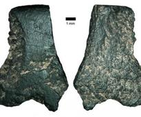 Archaeologists discover world's oldest axe in remote region of Western Australia