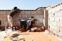 Libyan forces making gains against Islamic State in Sirte