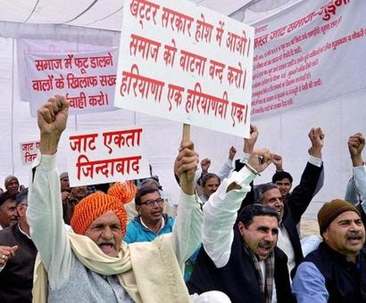 Jats call off quota agitation after meeting Haryana CM Khattar