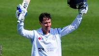 Derbyshire pair put pressure on Kent