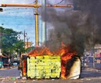 Mobs go on rampage at funeral of Hindu activist in Coimbatore