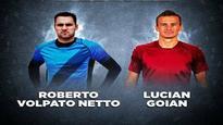 ISL: Mumbai City FC sign Roberto Netto and Lucian Goian