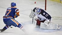 Connor McDavid returns to lineup with 3 points as Oilers beat Blue Jackets 5-1