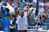ATP: Gael Monfils etches name next to Arthur Ashe and Yannick Noah in Washington