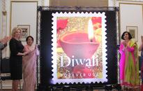 First U.S. Stamp For Diwali Formally Unveiled