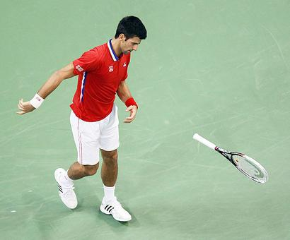 Davis Cup: Djokovic loses first match in five years; Isner leads US to quarters