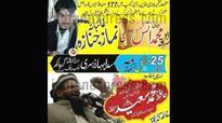 Posters in Pakistan claim Lashkar-e-Taiba behind Uri attack: report
