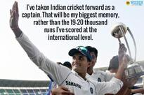 What the world thinks about Sourav Ganguly