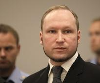 Mass murderer Anders Breivik taking case against state over prison conditions