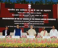 Govt postpones Indian Labour Conference fearing boycott of Modi speech