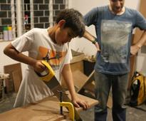 Makerspaces make room for learning, creativity