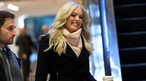 Tiffany Trump's 'fairy fashion godfather' steps in