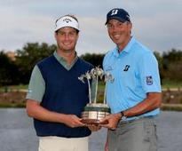 Kuchar and English win PGA shootout