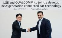LG, Qualcomm team up for connected car technology