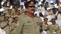 India avoiding to resolve 'historical disputes' like Kashmir: Raheel Sharif