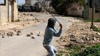 Palestinian children detained in Jerusalem