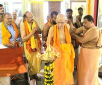 Sri Sudhindrateertha Swamiji of Kashi Math no more