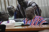 Akua Donkor, Konadu, 7 others submit nomination forms Photos