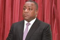 Justice minister at inauguration of Sao Tome and Principe president