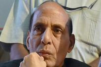 Uri terror attack: Rajnath Singh reviews security situation in Jammu&Kashmir