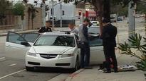 Santa Monica police report man with weapons and explosives arrested, was going to L.A. gay pride parade