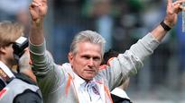 Bayern give Heynckes winning farewell