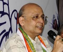 Jaitley, Singhvi file nominations for Rajya Sabha polls