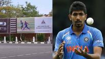 No humour please: Jasprit Bumrah blasts Jaipur traffic police for using his no-ball image in an ad