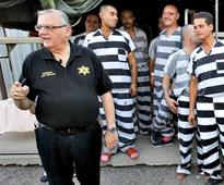 ACLU Wants $300,000 From Sheriff Arpaio, in Personal Funds