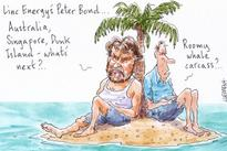 Is Dunk Island Peter Bond's missing Linc?