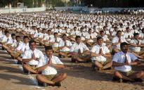 Those who don't wish to chant Bharat Mata Ki Jai be sent to RSS Shakhas
