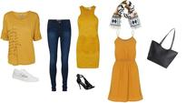 Vero Moda launches its new Harvest Gold Collection and it's bright as the summer sun!
