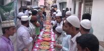 Iftar Party at Falaknuma organised by STL on behalf of Siasat.com readers
